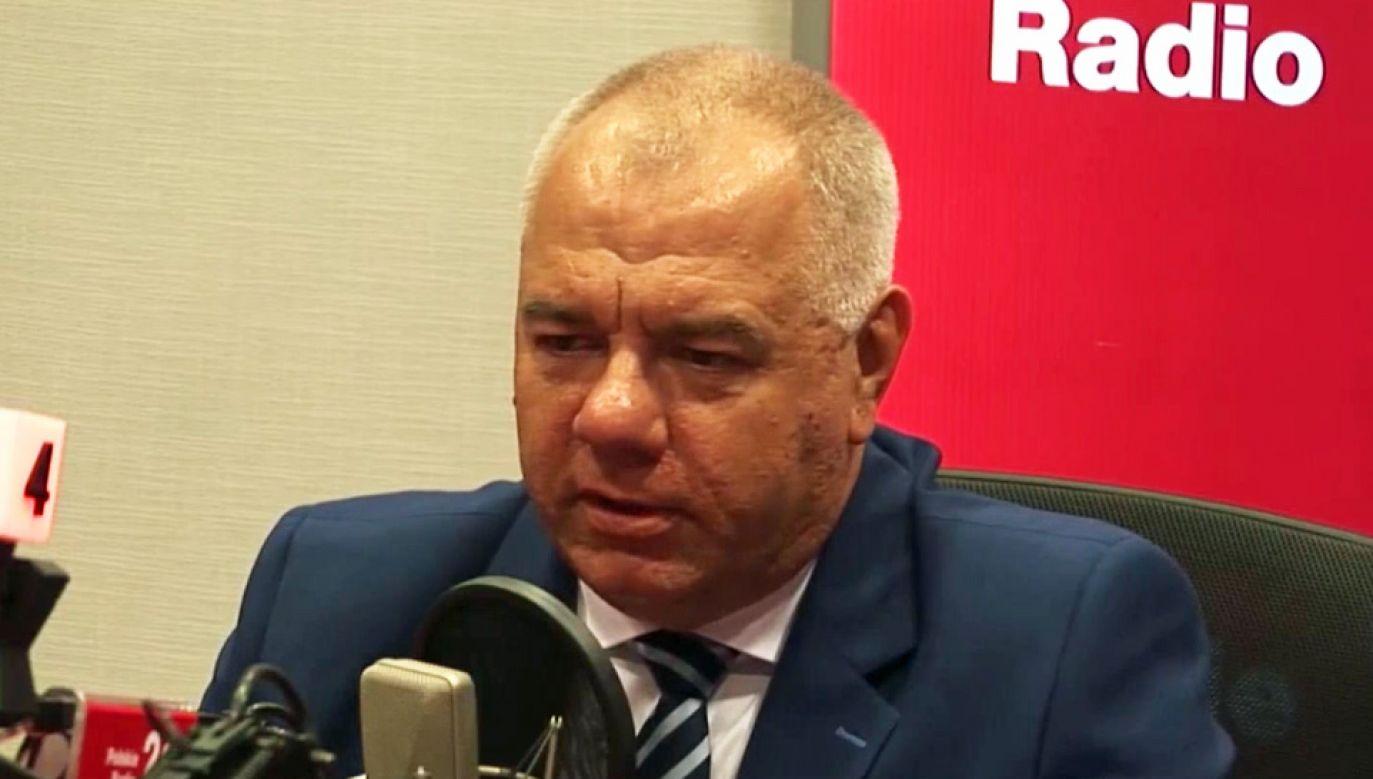 Komitetu Stałego Rady Ministrów Jacek Sasin (fot.)