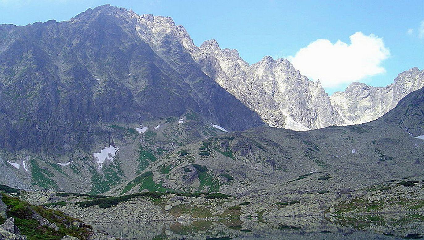 Turyści mają zakaz poruszania się w okolicach Kończystej (fot. Wiki/Kristo)