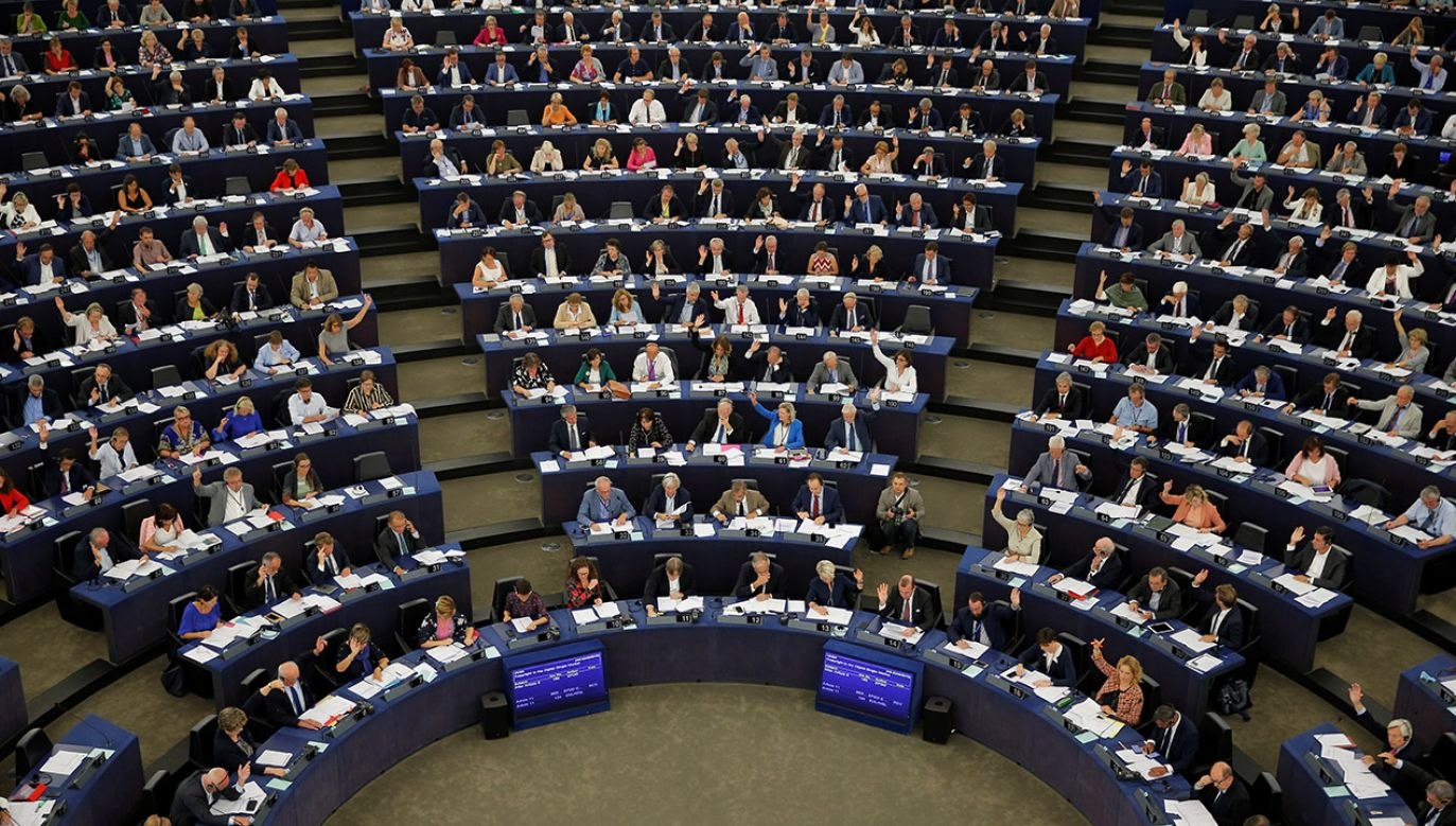 Wybory do europarlamentu odbędą się w Polsce 26 maja (fot. REUTERS/Vincent Kessler)