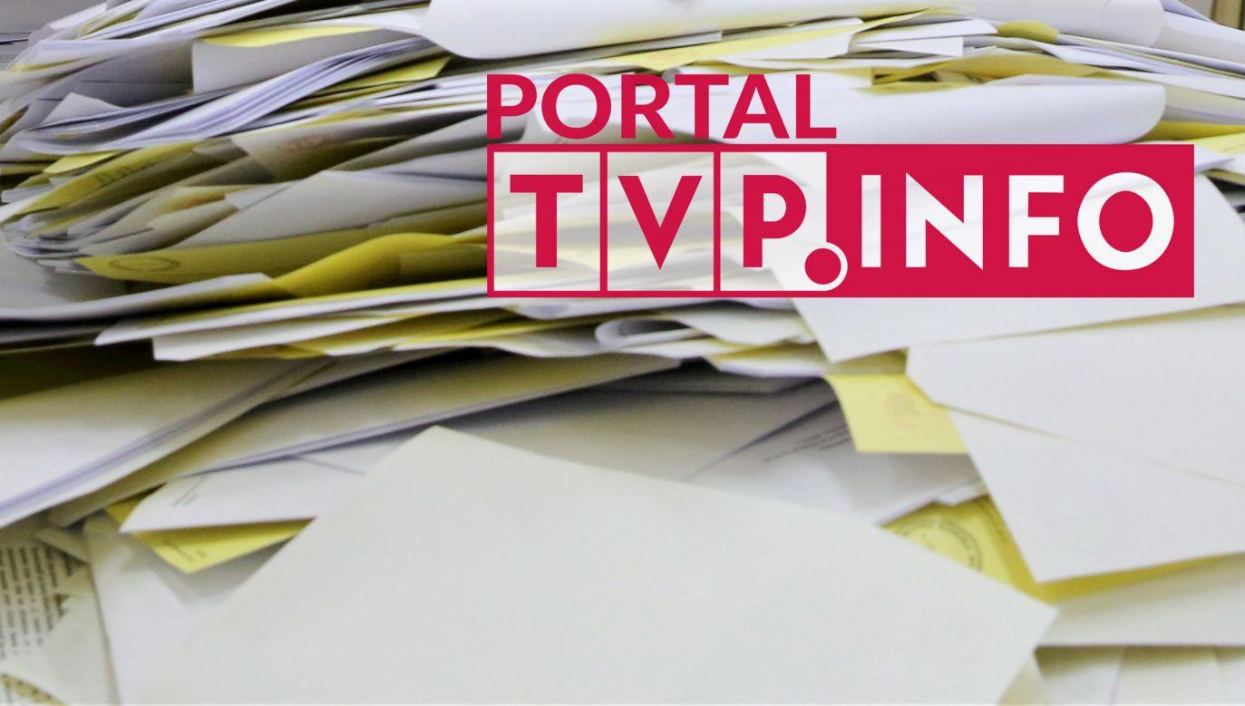 W niedzielę po zakończeniu głosowania przekażemy informację z wynikami exit poll (fot. portal tvp.info)