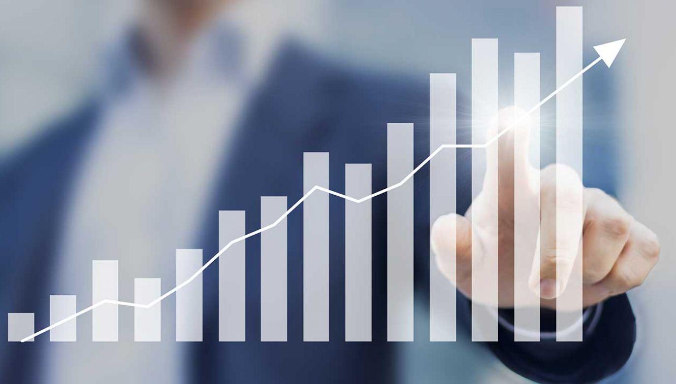 Potwierdzono prognozy dotyczące dobrej kondycji polskiej gospodarki (fot. Shutterstock/NicoElNino)