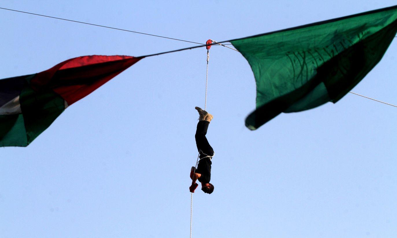 (fot. Abed Rahim Khatib/Anadolu Agency/Getty Images)