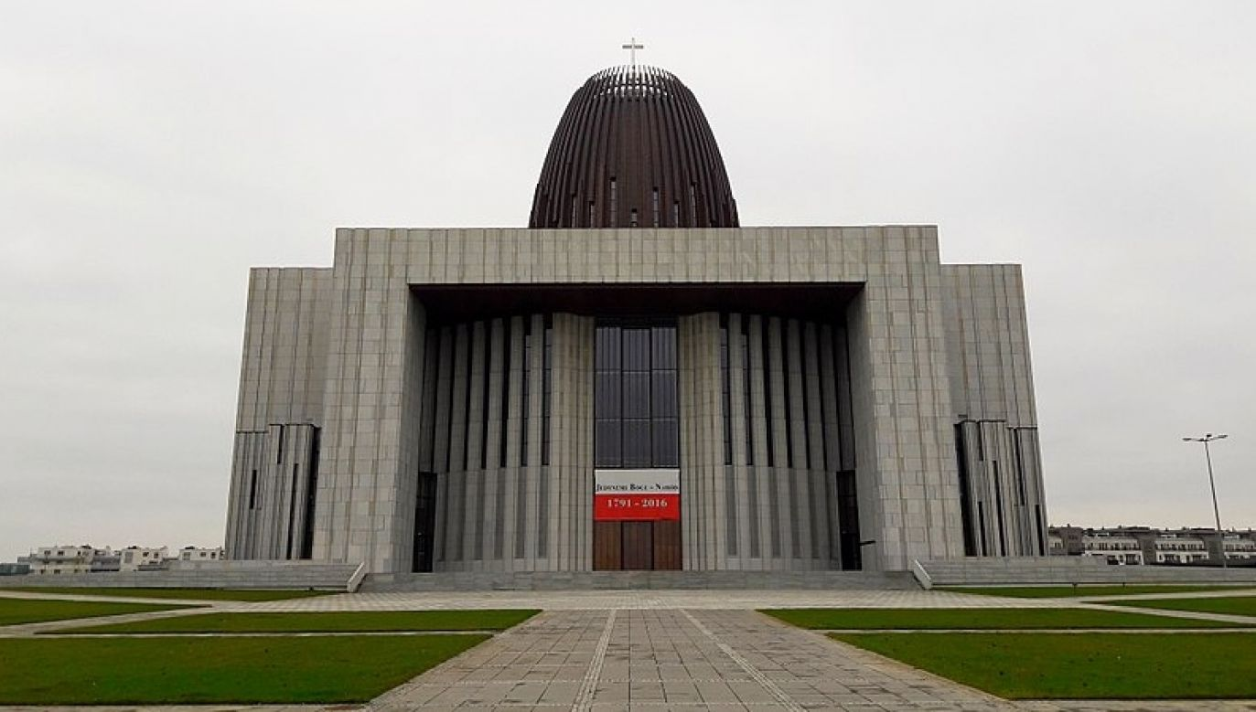 Temple of Divine Providence, Warsaw, Poland. Photo: commons.wikimedia.org/Artinpl