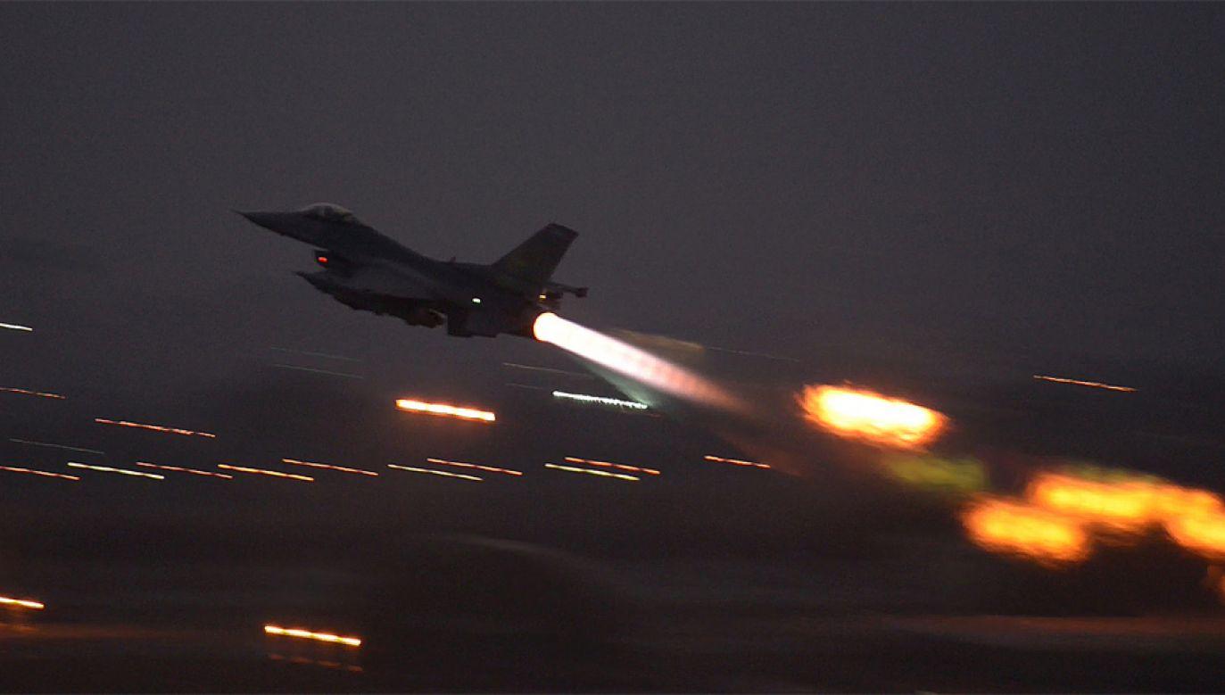 Turcja przez kilka miesięcy wstrzymywała się z nalotami na północny Irak (fot. Incirlik Air Base)