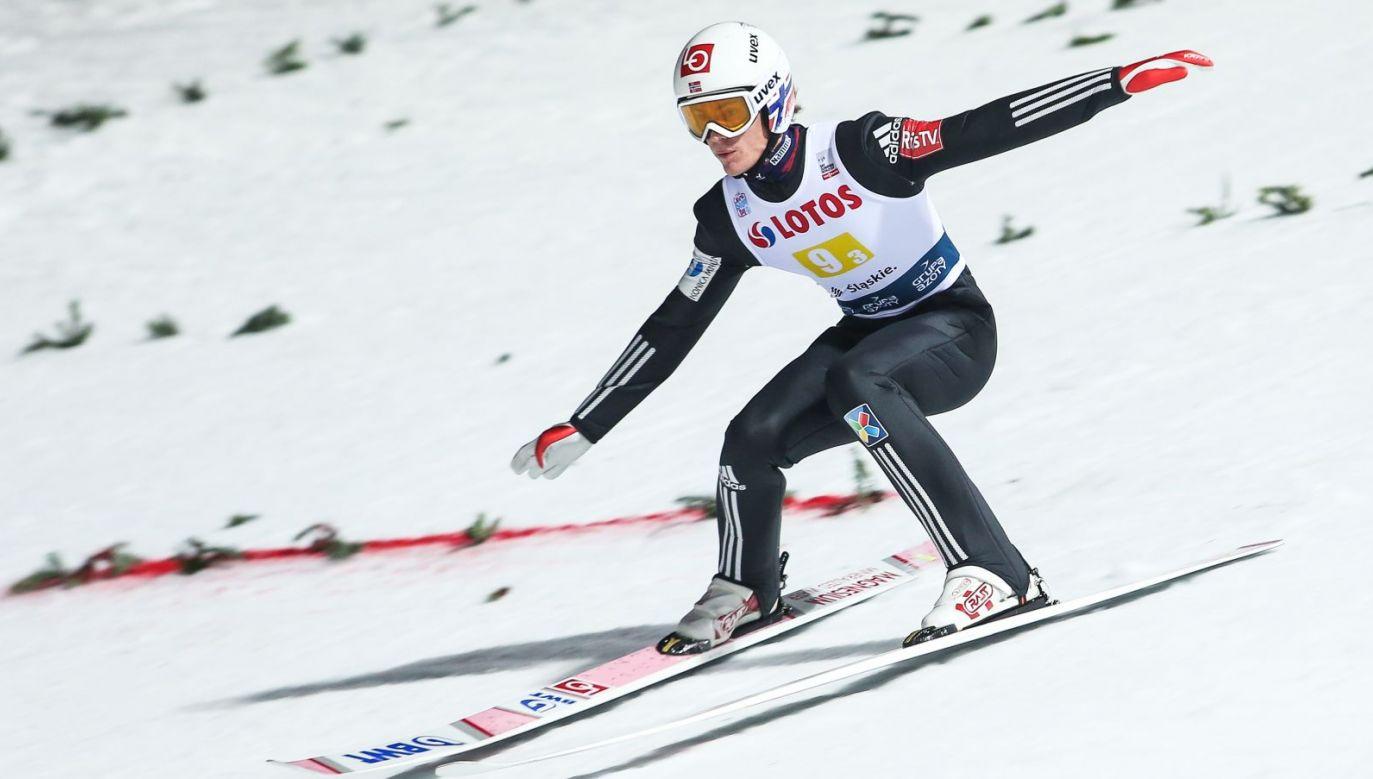 Daniel-Andre Tande (fot. Getty)