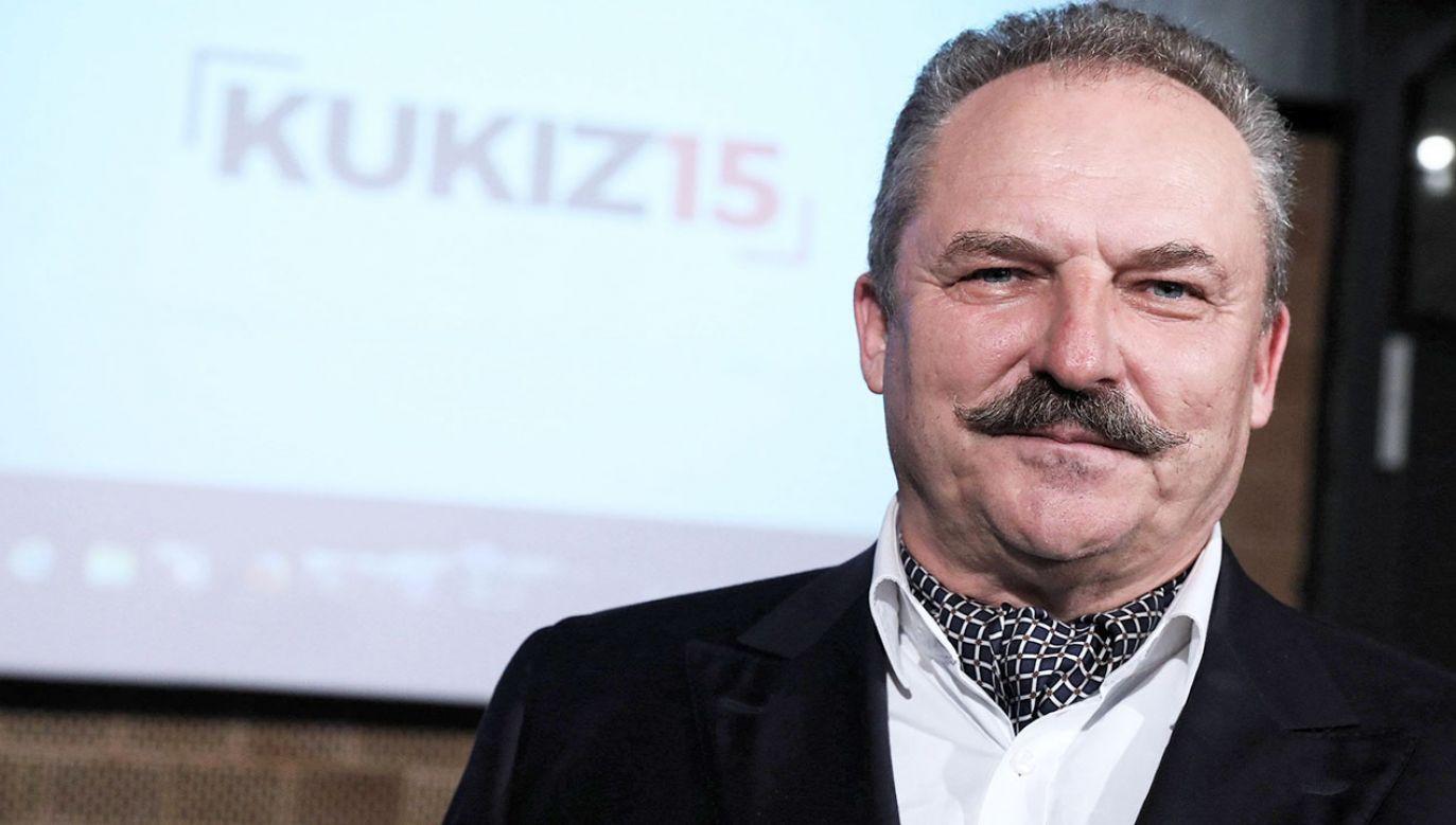 Marek Jakubiak (fot. arch.PAP/Tomasz Gzell)