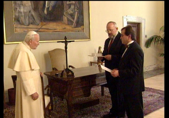 Laur dla Papieża