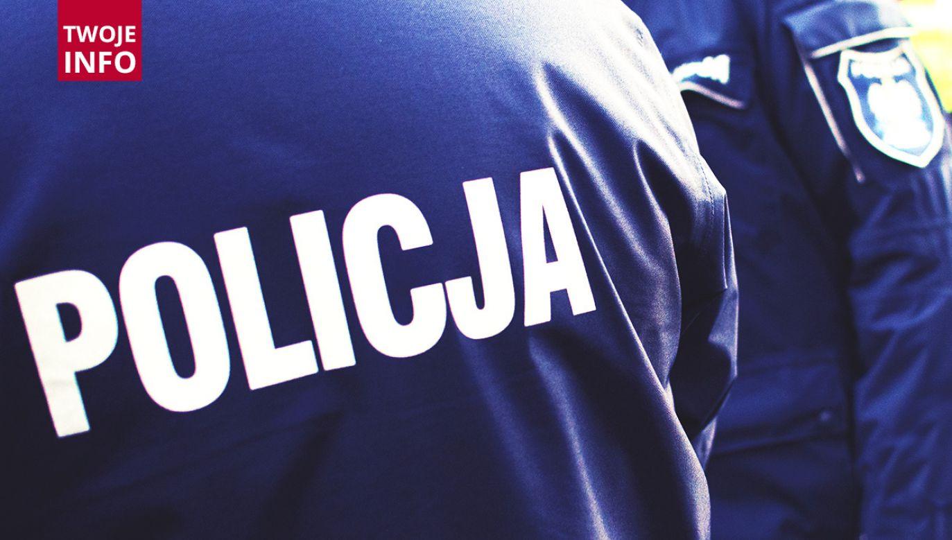 Policjant został zawieszony w służbie (fot. Shutterstock/Trybex)
