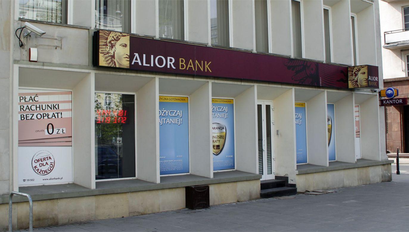 Alior Bank i Bank Pekao należą do Grupy Kapitałowej PZU (fot. Wistula)