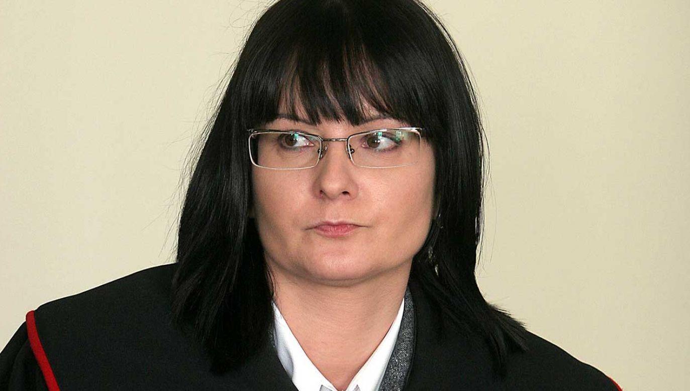 Anna Habało była oskarżona m.in. o korupcję i powoływanie się na wpływy w instytucjach państwowych (fot. arch.  PAP/Piotr Polak)