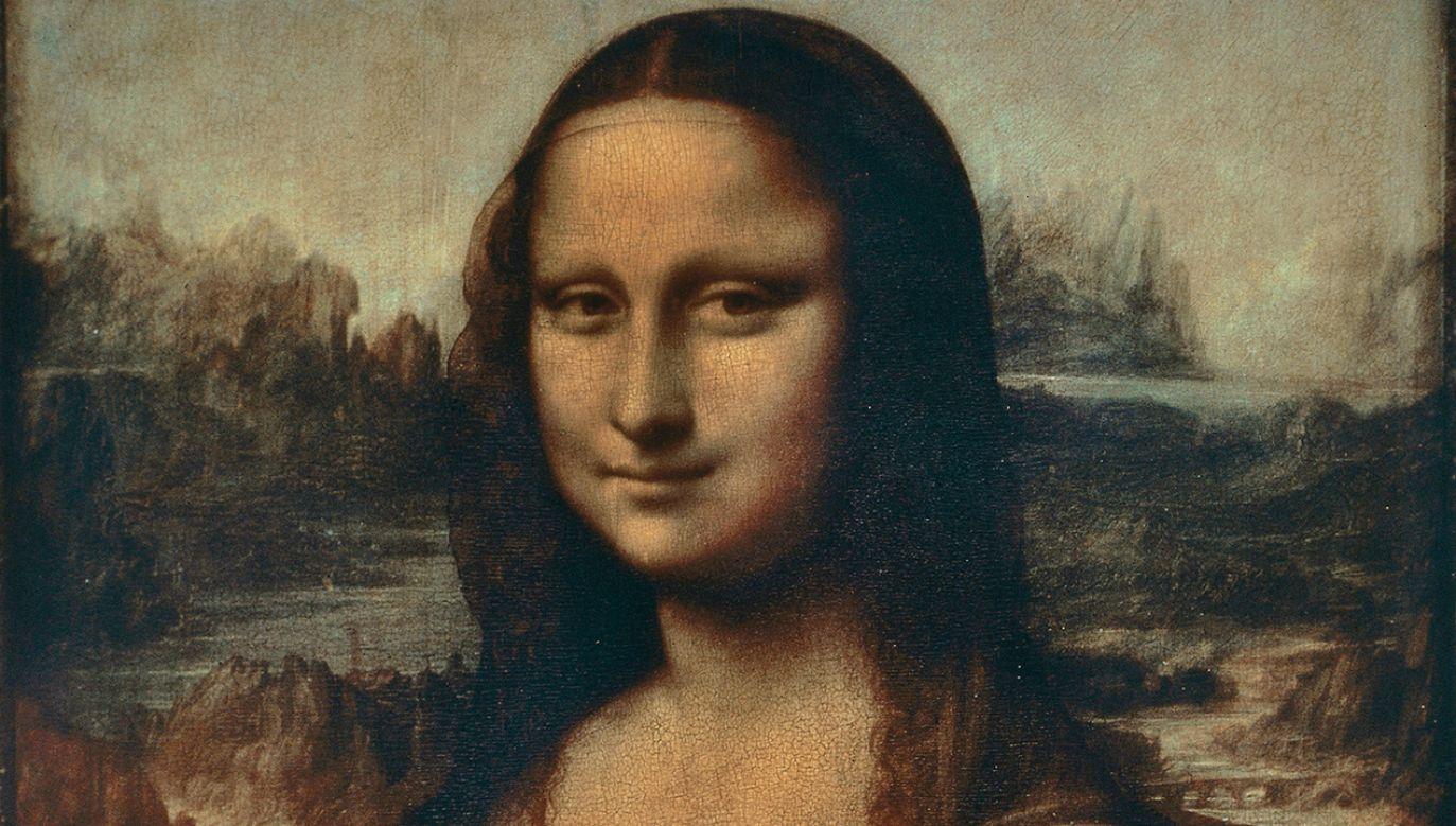 Mona Lisa Leonarda da Vinci (fot. DeAgostini/Getty Images)