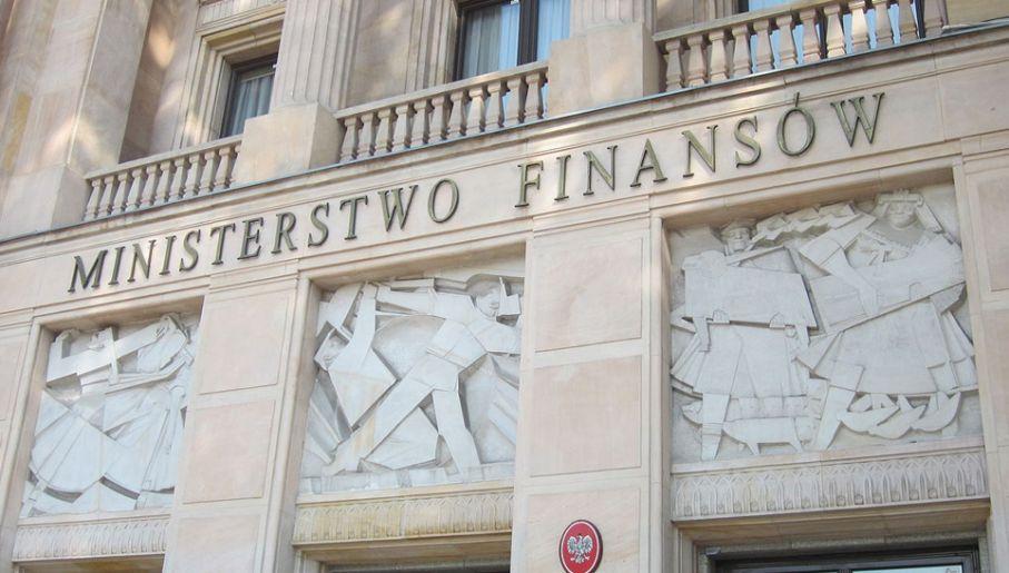 Znalezione obrazy dla zapytania ministerstwo finansów