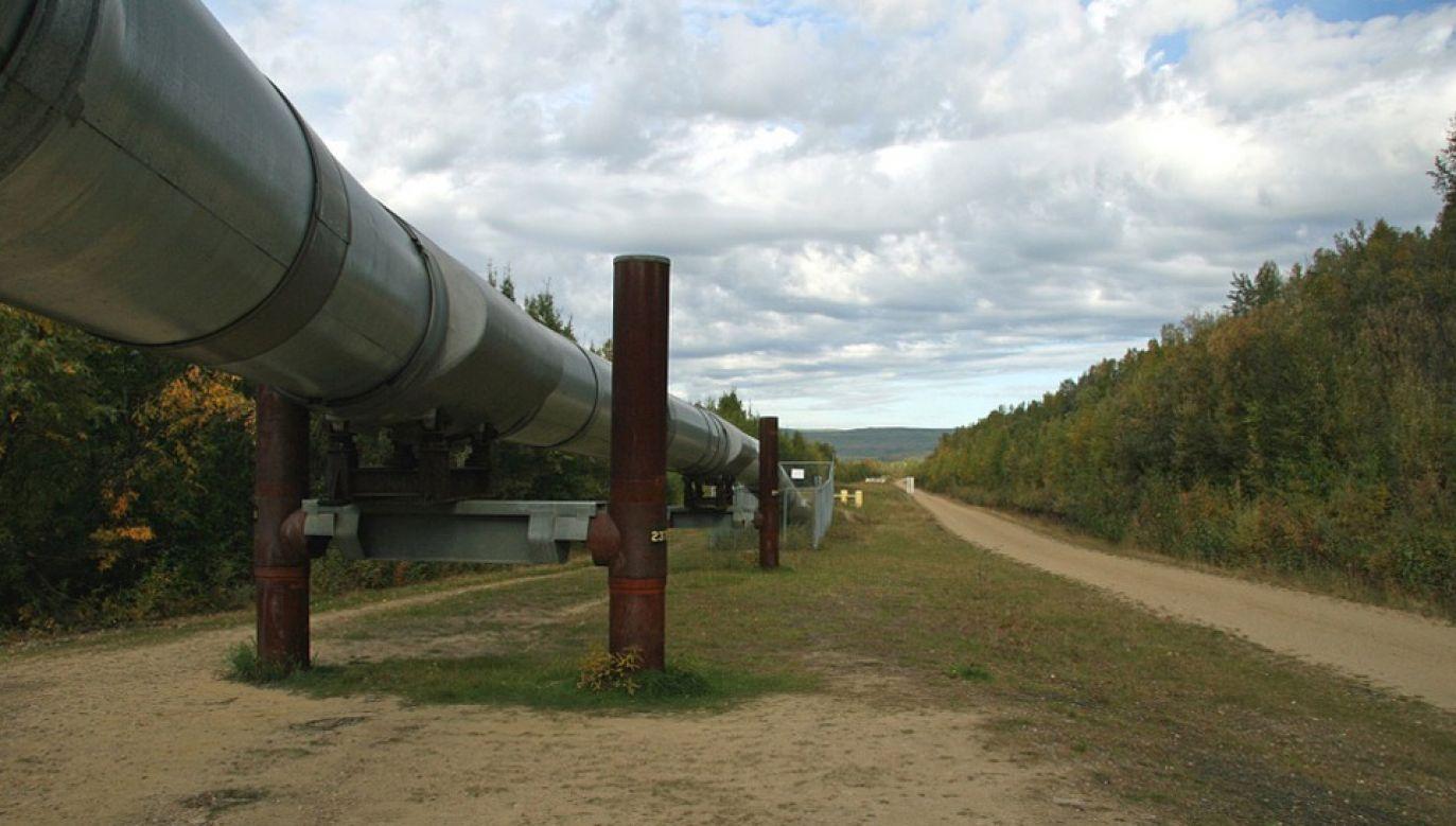 Zanieczyszczona ropa popłynęła rurociągiem Przyjaźń (fot. Pixabay/12019)