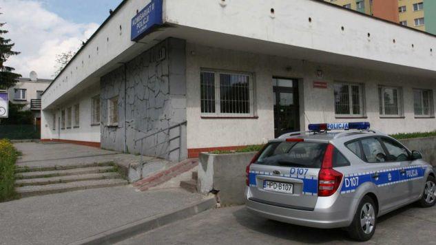 Ukradła artykuły spożywcze, pokrowiec na pralkę, tekstylia, rum i whisky(fot. lubelska.policja.gov.pl)