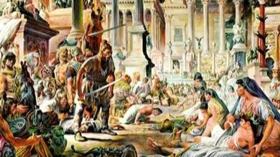 Spór o historię - Wielka wędrówka ludów