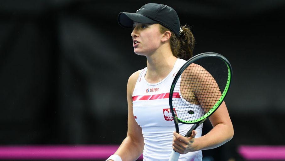 Iga Świątek już w finale WTA w Lugano! Polka nie dała ...