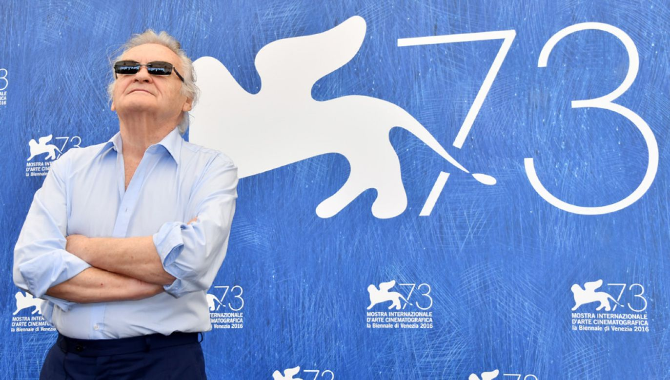 Jerzy Skolimowski jest laureatem m.in. Honorowego Złotego Lwa (fot. Pascal Le Segretain/Getty Images)