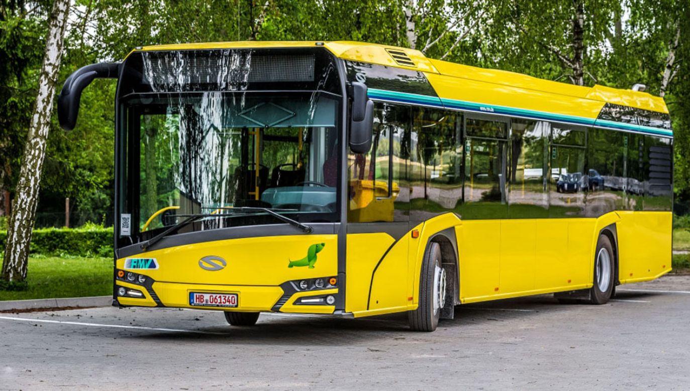 Solarisy Urbino electric będą wozić pasażerów w Bascharage (fot. Materiały prasowe)