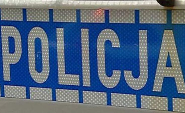 Kierującemu zatrzymano prawo jazdy oraz dowód rejestracyjny pojazdu