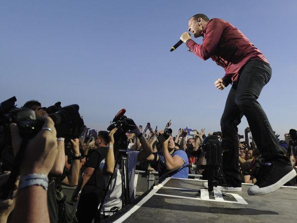 """Wywiad z """"Linkin Park"""""""
