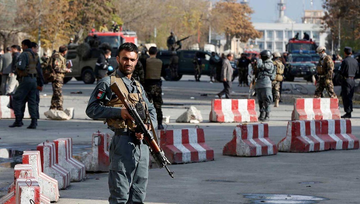 Szturm trwał ponad cztery godziny (fot. REUTERS/Omar Sobhani)