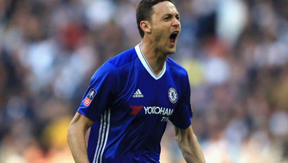 46b1b5a7d Grad bramek w Londynie. Chelsea w finale FA Cup (sport.tvp.pl)