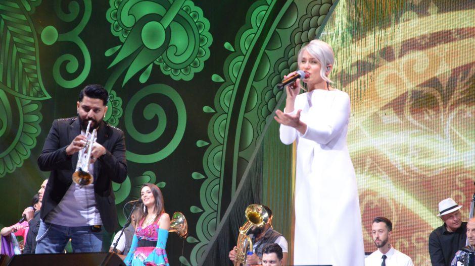 Realizacja koncertu Romane Dyvesa 2018, 07.06.2018 Gorzów Wlkp.