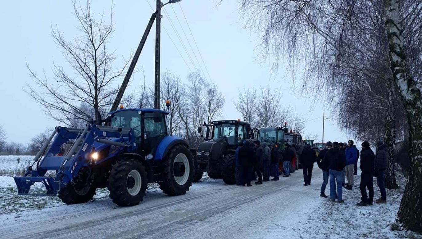 Strajk rolników był wynikiem nieporozumienia się z ministrem rolnictwa/ fot. Tomek Sołtysiak