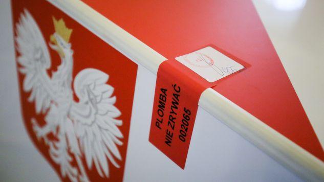 RKW postanowiło uruchomić specjalny sztab, który będzie czuwał nad uczciwym przeprowadzeniem wyborów (fot. PAP/Paweł Supernak)