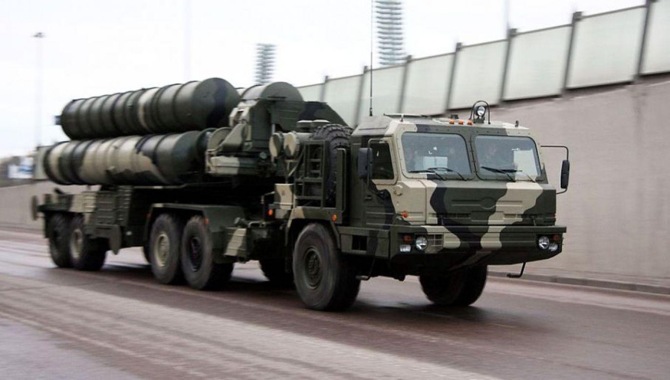 Rosyjskie systemy rakietowe S-400 nie nadają się do zintegrowania z systemami obronnymi NATO (fot. Vitaly V. Kuzmin)
