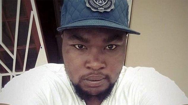 Aphiwe Mapekula został postrzelony przez policję; zmarł po trzech dniach (fot. IG)