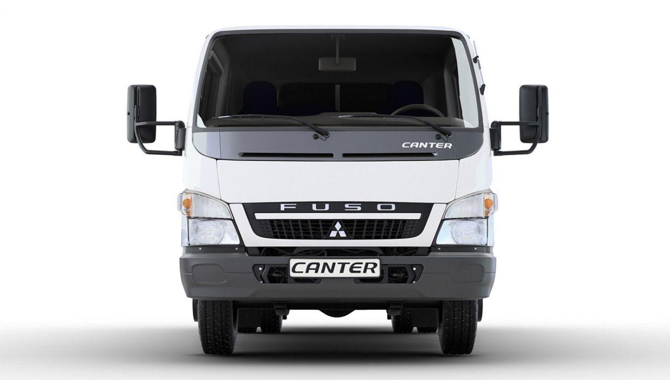 Szef Mitsubishi Fuso Hartmut Schick powiedział, że jego firma zamierza wypuścić na krajowe drogi pojazdy ciężarowe z czwartym poziomem autonomii (fot. Materiały prasowe)