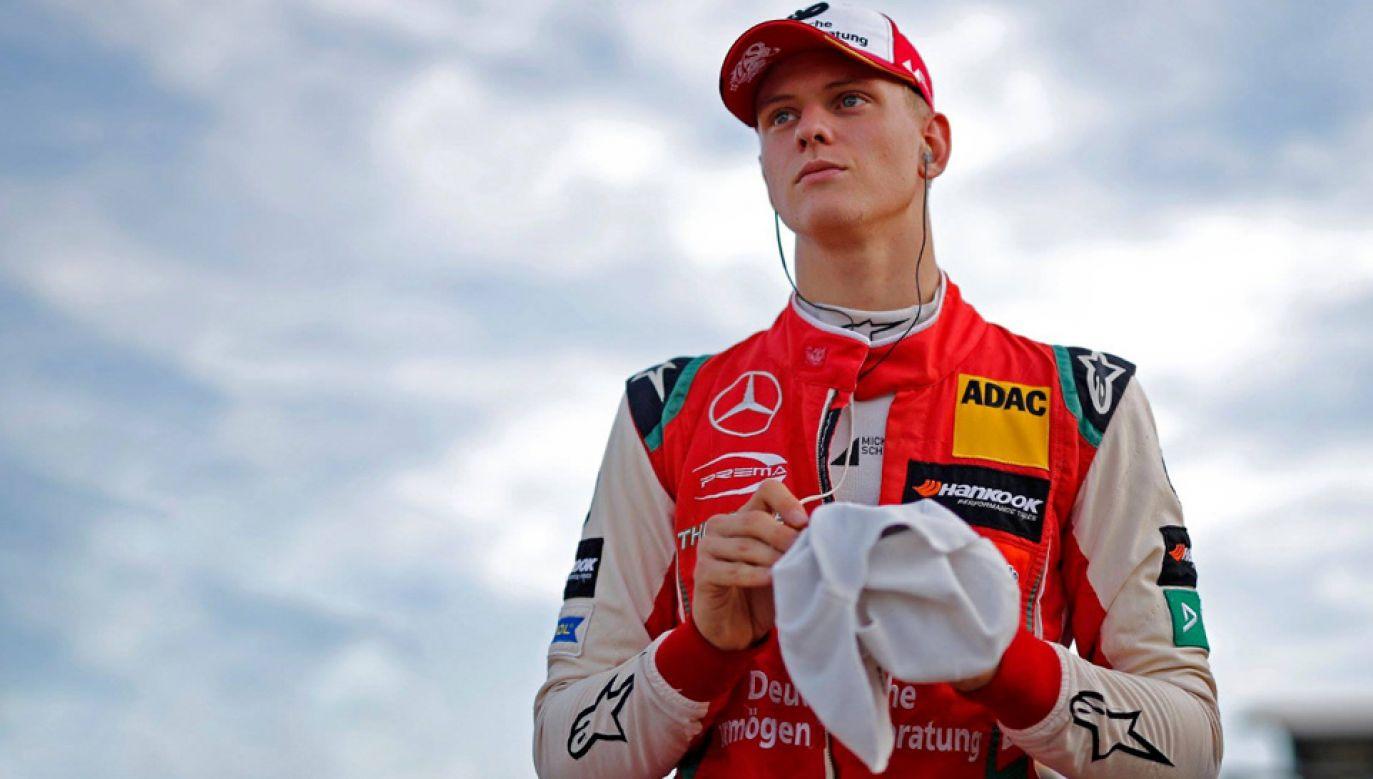 Mick Schumacher to aktualny mistrz Europy Formuły 3 (fot. mat. pras.)