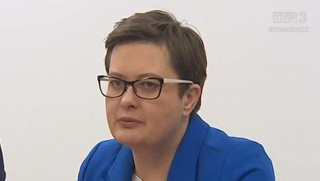 Szefowa Nowoczesnej z wizytą w Bydgoszczy