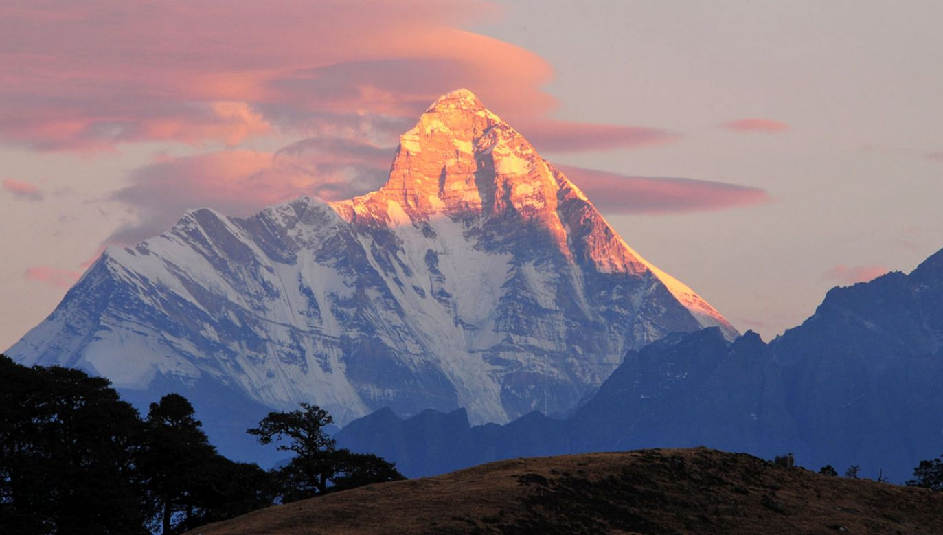 2 lipca 1939 na szczycie Nanda Devi East stanęli dwaj z czterech uczestników pierwszej polskiej wyprawy w Himalaje (fot. Wikimedia/Sumod K Mohan)