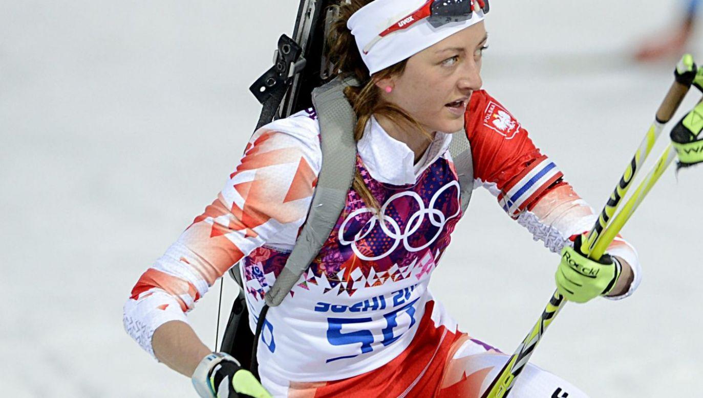 Monika Hojnisz (fot. PAP/EPA)