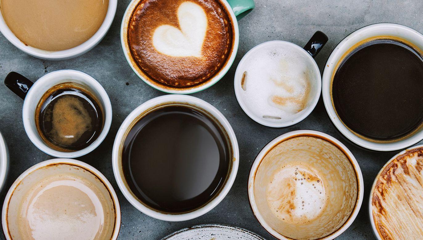 Przeciętny Polak wypija 95 l kawy rocznie, co oznacza 3 kg ziaren (fot. Shutterstock/Rawpixel.com)