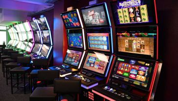 Totalizator Sportowy posiada 31 działających salonów do gier na automatach (fot.  arch. PAP/Darek Delmanowicz)