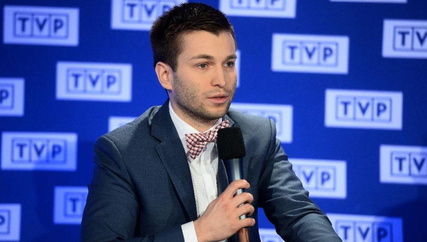 Marek Szkolnikowski (fot. TVP)