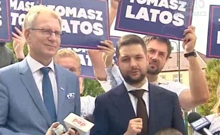 Latos i Stachowiak z poparciem wiceministra sprawiedliwości