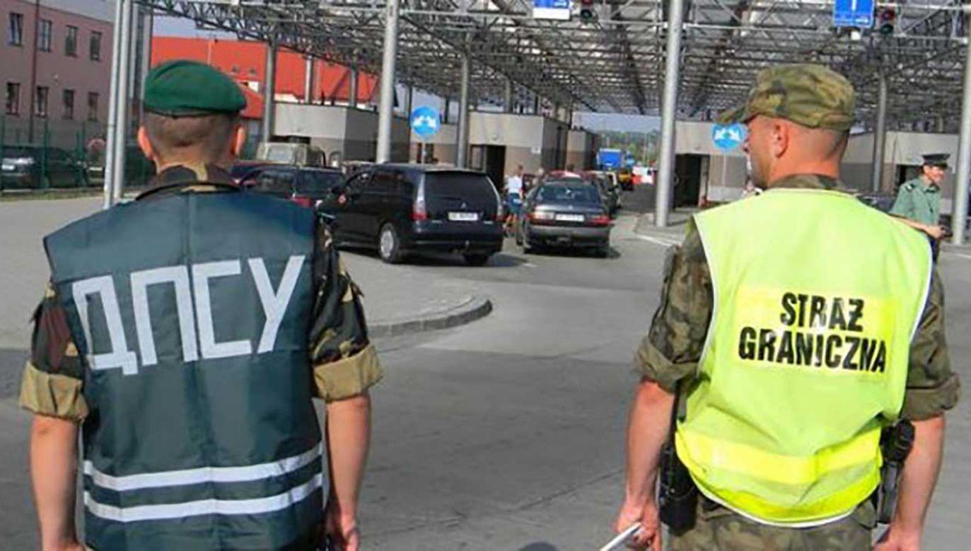 Zatrzymany to przebywający legalnie w Europie 23-letni obywatel Turcji (fot. bieszczadzki.strazgraniczna.pl)