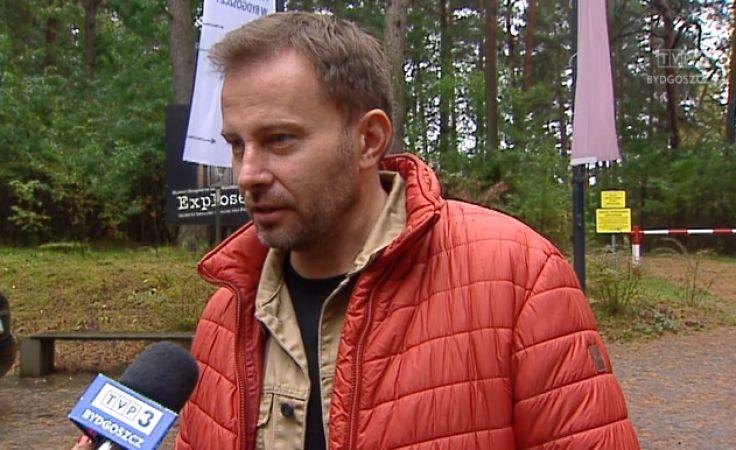 Tomasz Bednarek odkrywa w filmie uroki Bydgoszczy