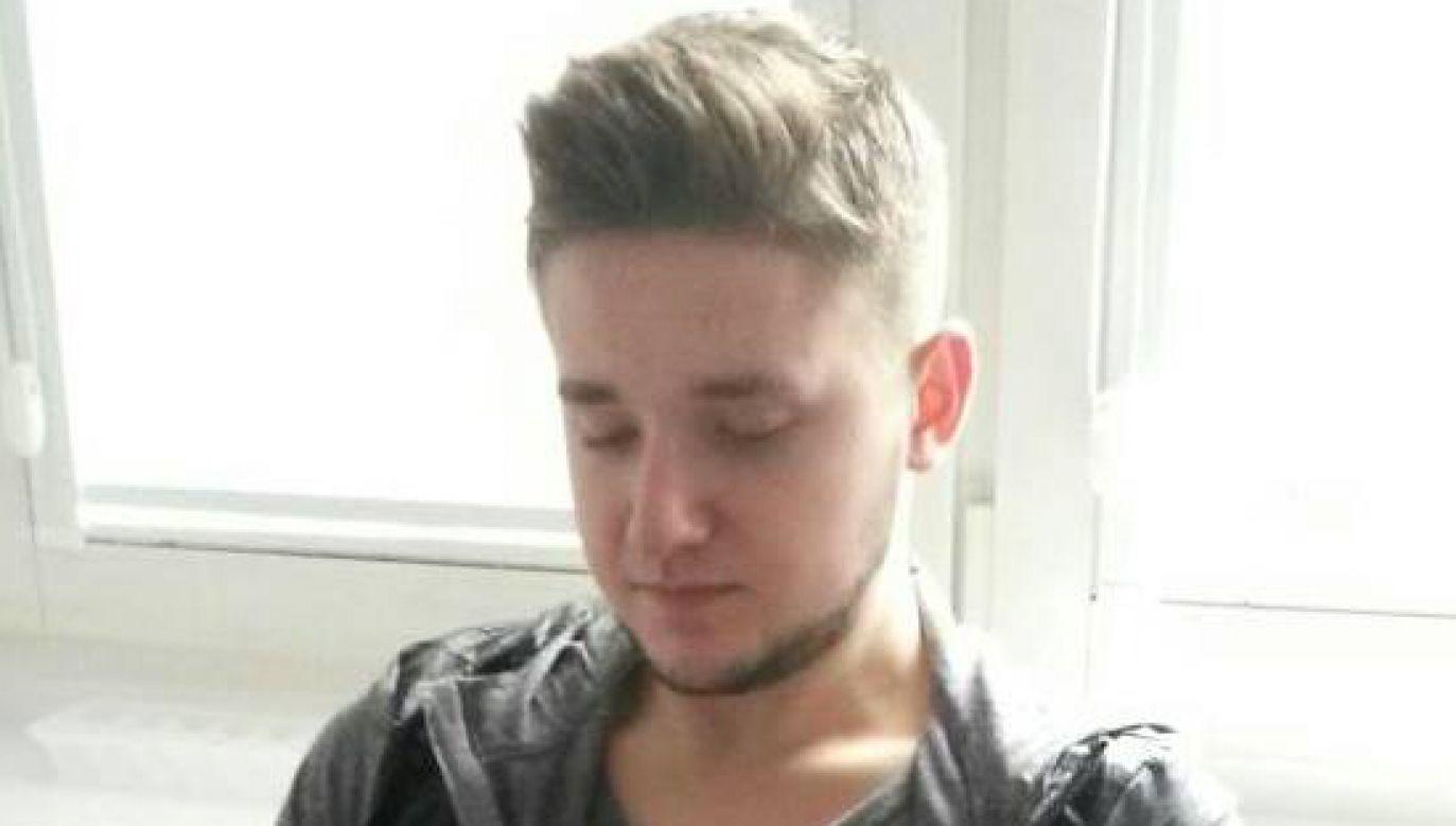Policja publikuje zdjęcie zaginionego i prosi o pomoc (fot. policja)