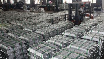 Chińska fabryka aluminium (fot. REUTERS)