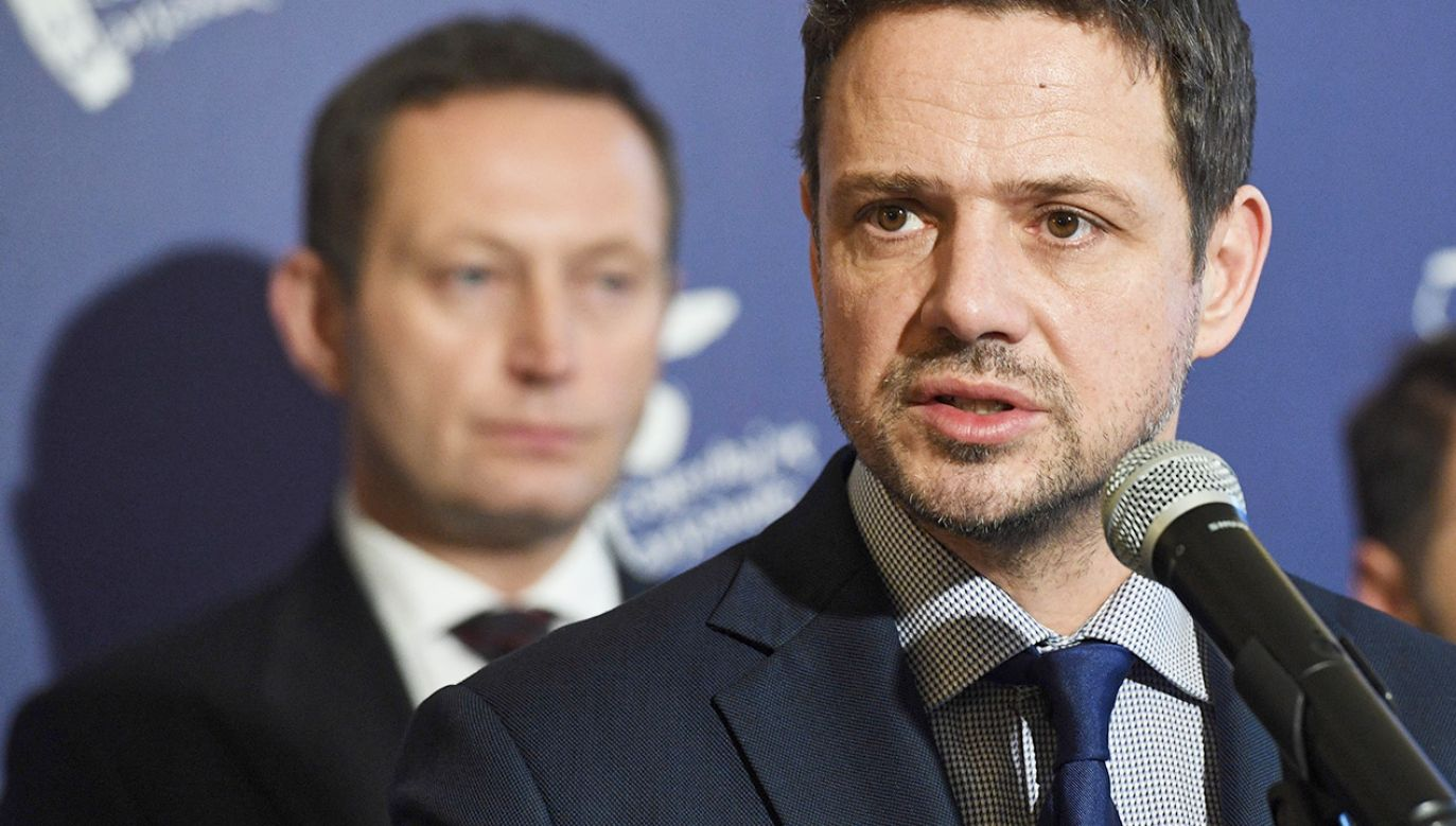 Prezydent Warszawy Rafał Trzaskowski (fot. arch.PAP/Radek Pietruszka)