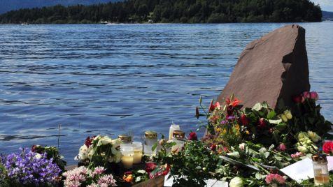 Na wyspie Utoya zginęło 69 osób (fot. Wikimedia Commons/Paalso)