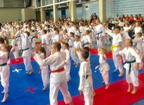 Sportowy Dzień Dziecka w Rzeszowie