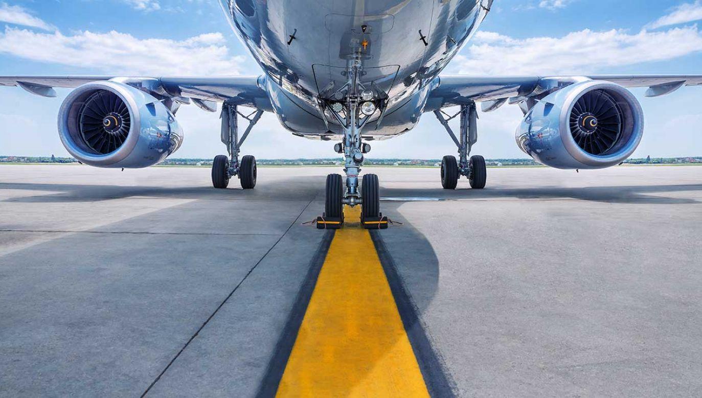 Ruch lotniczy dynamicznie rośnie, a CPK jest szansą na wykorzystanie tego wzrostu (fot. Shutterstock/frank_peters)