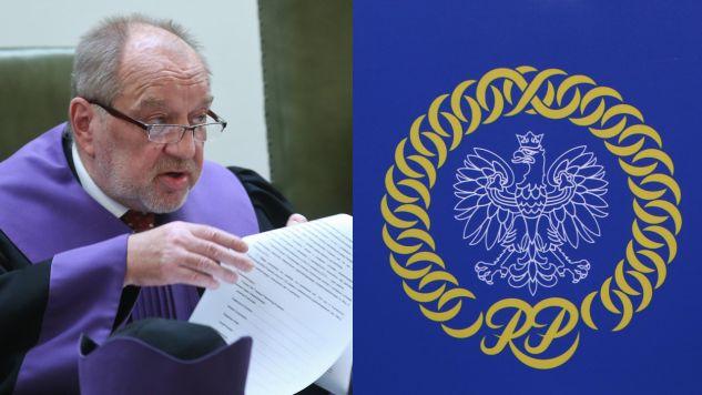 Oświadczenie sędziego Józefa Iwulskiegu zostało przez KRS zaopiniowane negatywnie (fot. arch. PAP/Rafał Guz)