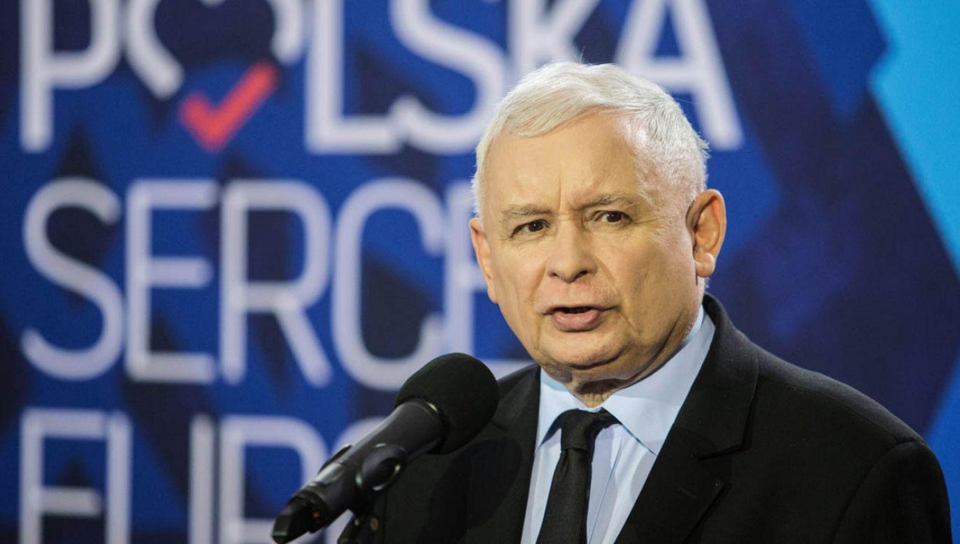 (fot. PAP/Wojtek Jargiło)